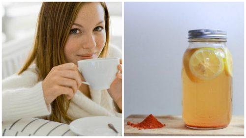 Promova o bem-estar do seu corpo com cúrcuma e água com limão