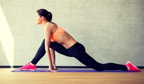 Exercício para queimar gordura e melhorar a postura