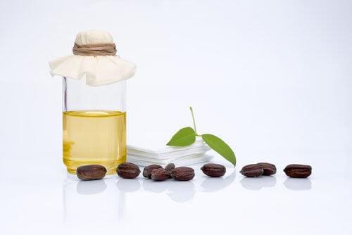 Óleo hidratante para peles gordurosas