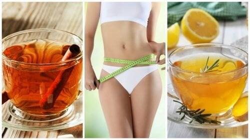 Acelere seu metabolismo com estes 6 remédios de origem natural
