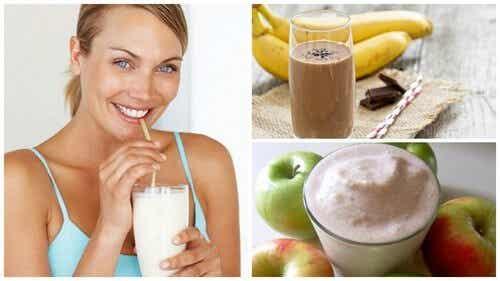 5 bebidas ricas em proteínas que ajudam a aumentar a produtividade