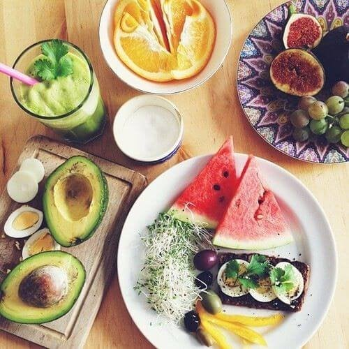 Frutas para reduzir triglicerídeos