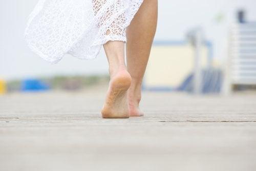 Caminhar para aumentar a força mental