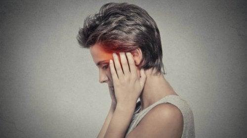 Problema de dor de cabeça