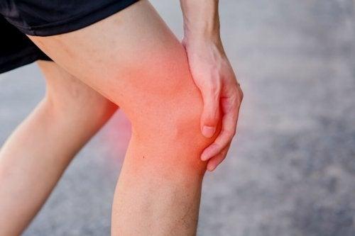 Problema no joelho