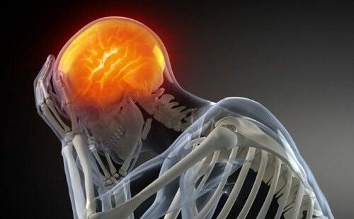 6 efeitos desconhecidos que a ansiedade causa em seu corpo