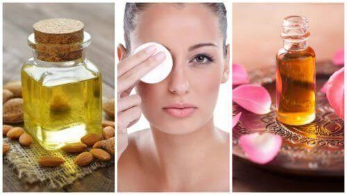 Remova a maquiagem com estes 6 óleos naturais
