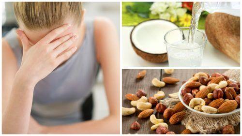 Os 8 alimentos que você deve consumir para controlar a hipotensão