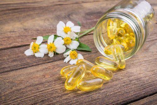 Óleo de vitamina E para ter cílios mais bonitos