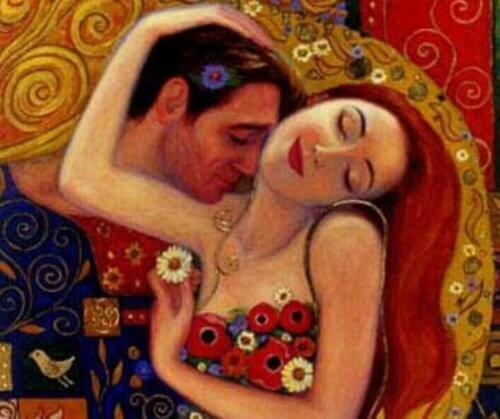 Explicação de amor atraves do desenho
