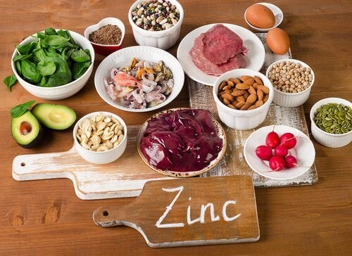 Fontes de zinco