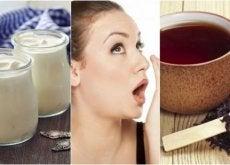 Combata o mau hálito de forma natural com estes 7 remédios