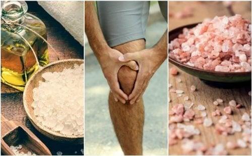 Controle a inflamação e alivie a dor nos joelhos com esta receita medicinal