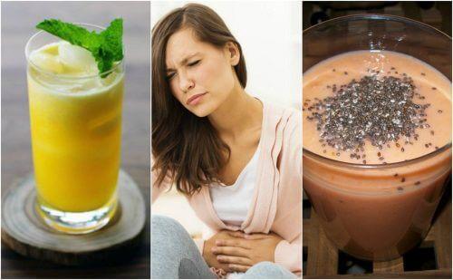Limpe seu cólon de forma natural com estes 5 remédios caseiros