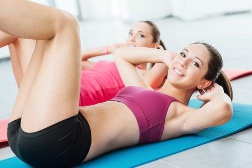 Exercício para a barriga