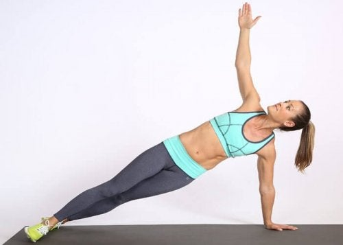 Exercício para o abdomem