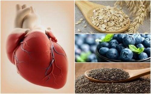 7 alimentos que você deveria consumir para proteger seu coração