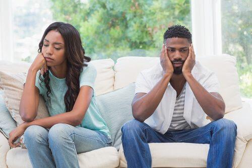 Problemas no relacionamento