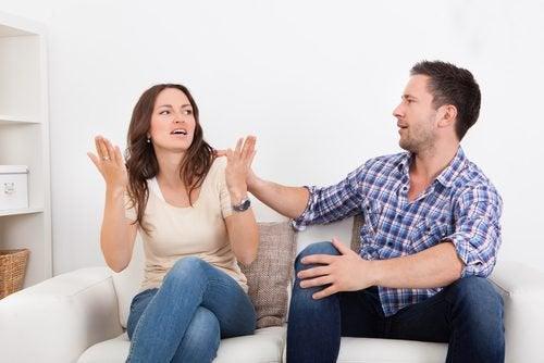 Sinais de insatisfação em um relacionamento