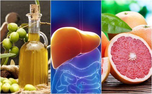 Cuide do seu fígado aumentando o consumo destes 8 alimentos