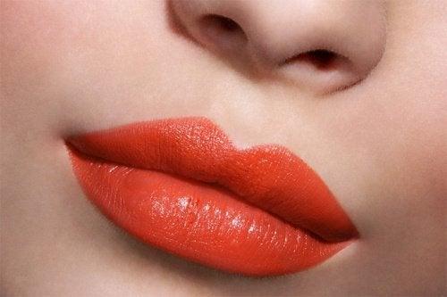 A personalidade e o formato dos lábios