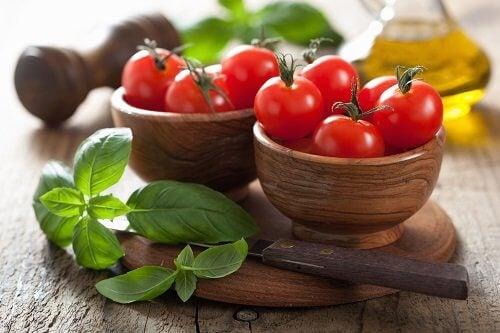 Razões para comer tomates