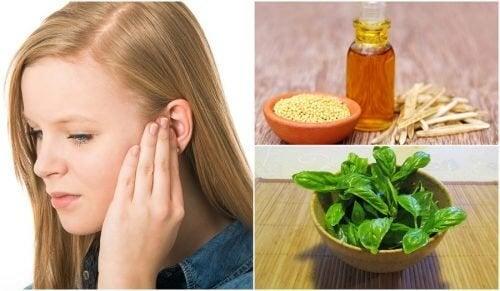 6 remédios caseiros que ajudam a aliviar os zumbidos nos ouvidos