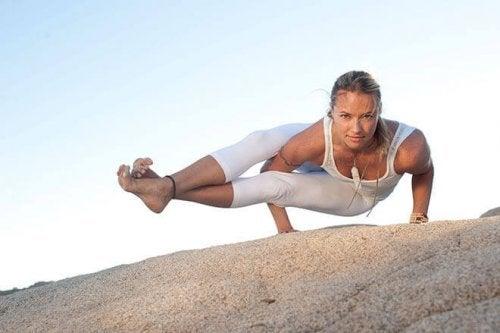 ioga para perder peso