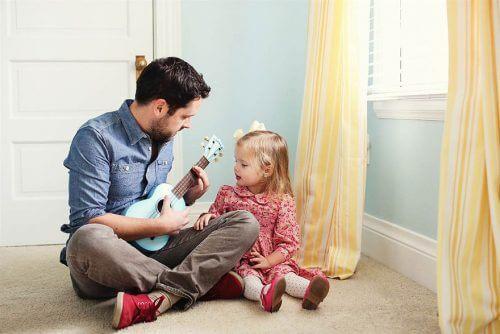 8 coisas que um pai deve fazer para que sua filha se transforme em uma mulher forte