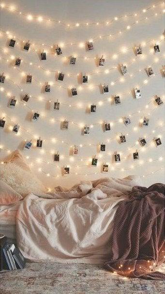 Fotografias com luzes