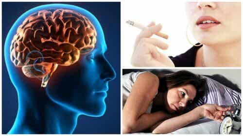 Você está preocupado com a saúde do seu cérebro? Descubra seis maus hábitos que podem afetá-la