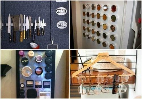 13 truques simples para organizar a casa sem perder tempo