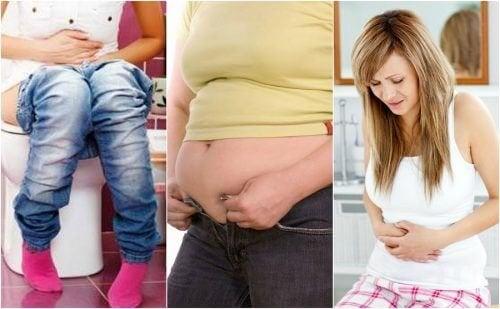 5 Distúrbios digestivos que podem influenciar no excesso de peso