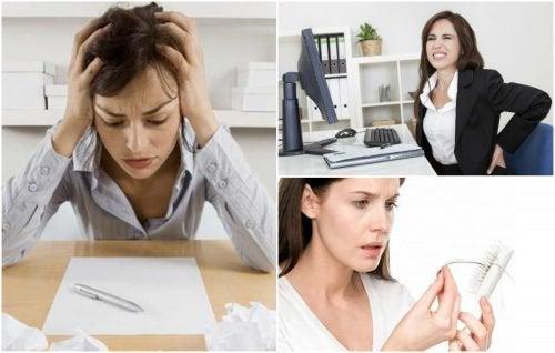 7 sintomas do estresse que você não deve ignorar