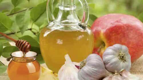 Remédio natural de alho e mel com incontáveis benefícios para a saúde