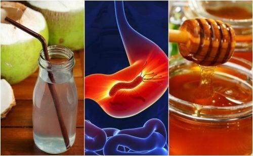 Como combater a gastrite com 7 remédios naturais
