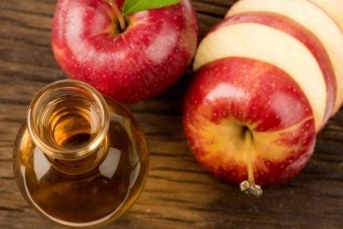 Vinagre de maçã para acalmar a dor de cabeça