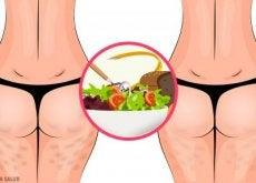 Eliminar a celulite com uma dieta saudável