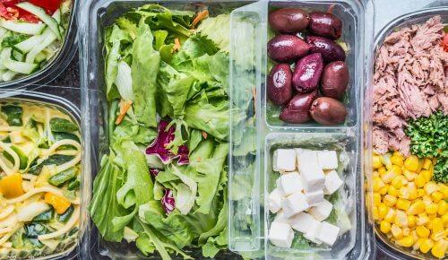 7 receitas deliciosas de salada: uma para cada dia da semana