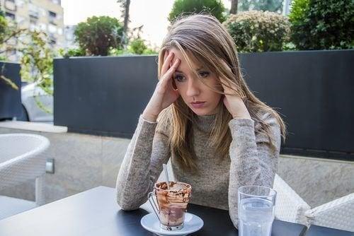 Canalizar as emoções através da comida