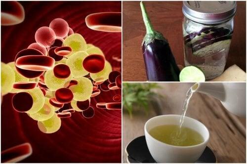 Reduza o colesterol ruim com estes 5 remédios de origem natural