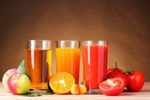 Incríveis sucos para reduzir medidas do abdômen