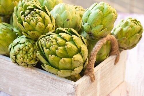 Alcachofra para prevenir a artrose