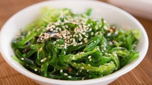 As algas marinhas podem ajudar a limpar as artérias