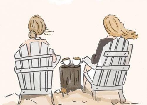Amizade entre mulheres