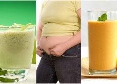 Bebidas naturais para desinflamar o abdômen