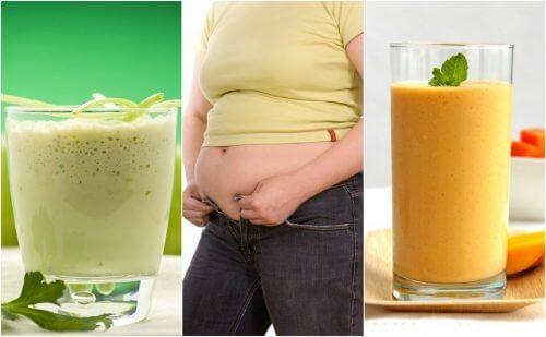 5 bebidas naturais para desinflamar o abdômen