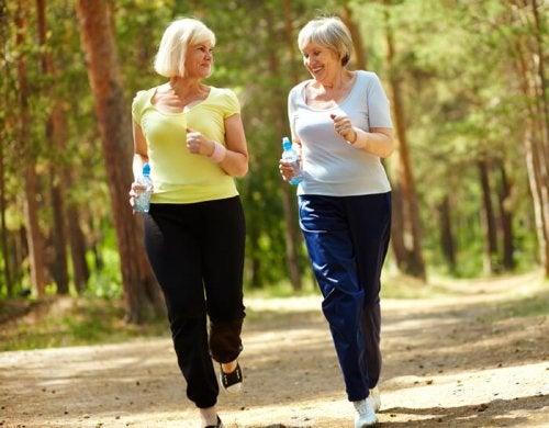 Caminhar é bom em qualquer idade