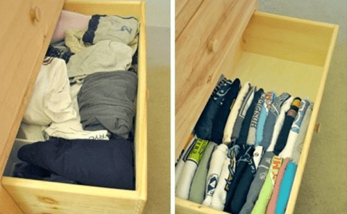 Truques para organizar a casa sem perder tempo