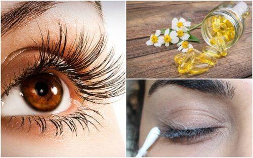 8 formas de ter cílios mais bonitos